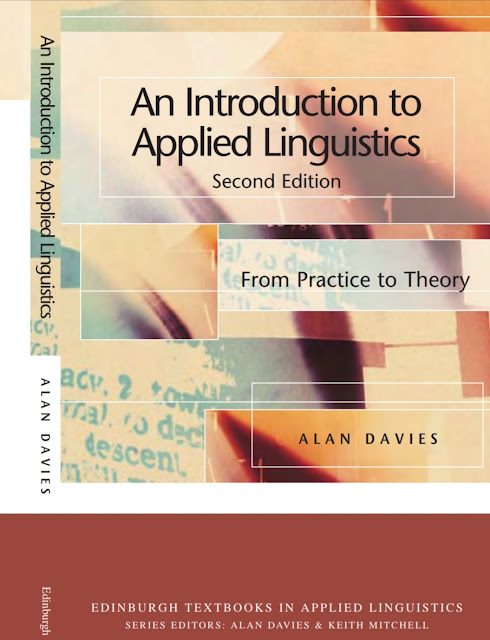 An Introduction to Applied Linguistics: From Practice to Theory