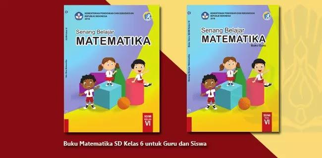 Buku Matematika Kelas 6 untuk Guru dan Siswa SD-MI