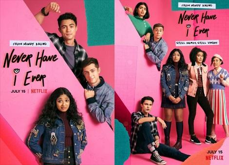 Download Never Have I Ever S02 (2021) Season 1 Dual Audio [Hindi+English] 720p + 1080p WEB-DL ESub