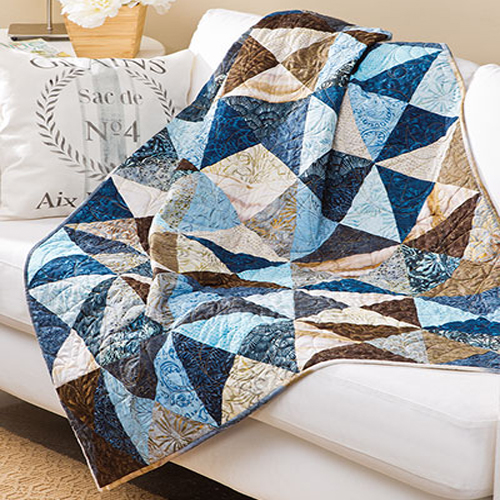 Broken Crackers Quilt Pattern