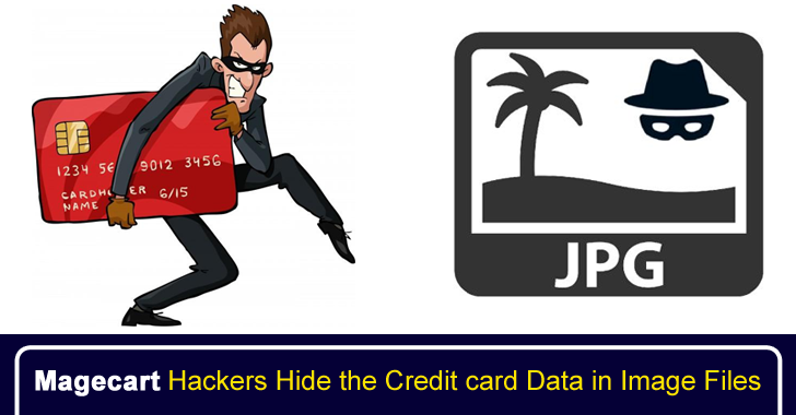 Magecart Hackers Hide Credit Card Data