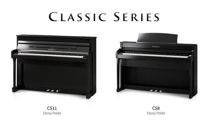 Kawai ra mắt hai model mới của dòng đàn Classic Series