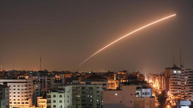 Informe: Israel viola espacio aéreo de El Líbano para atacar Siria