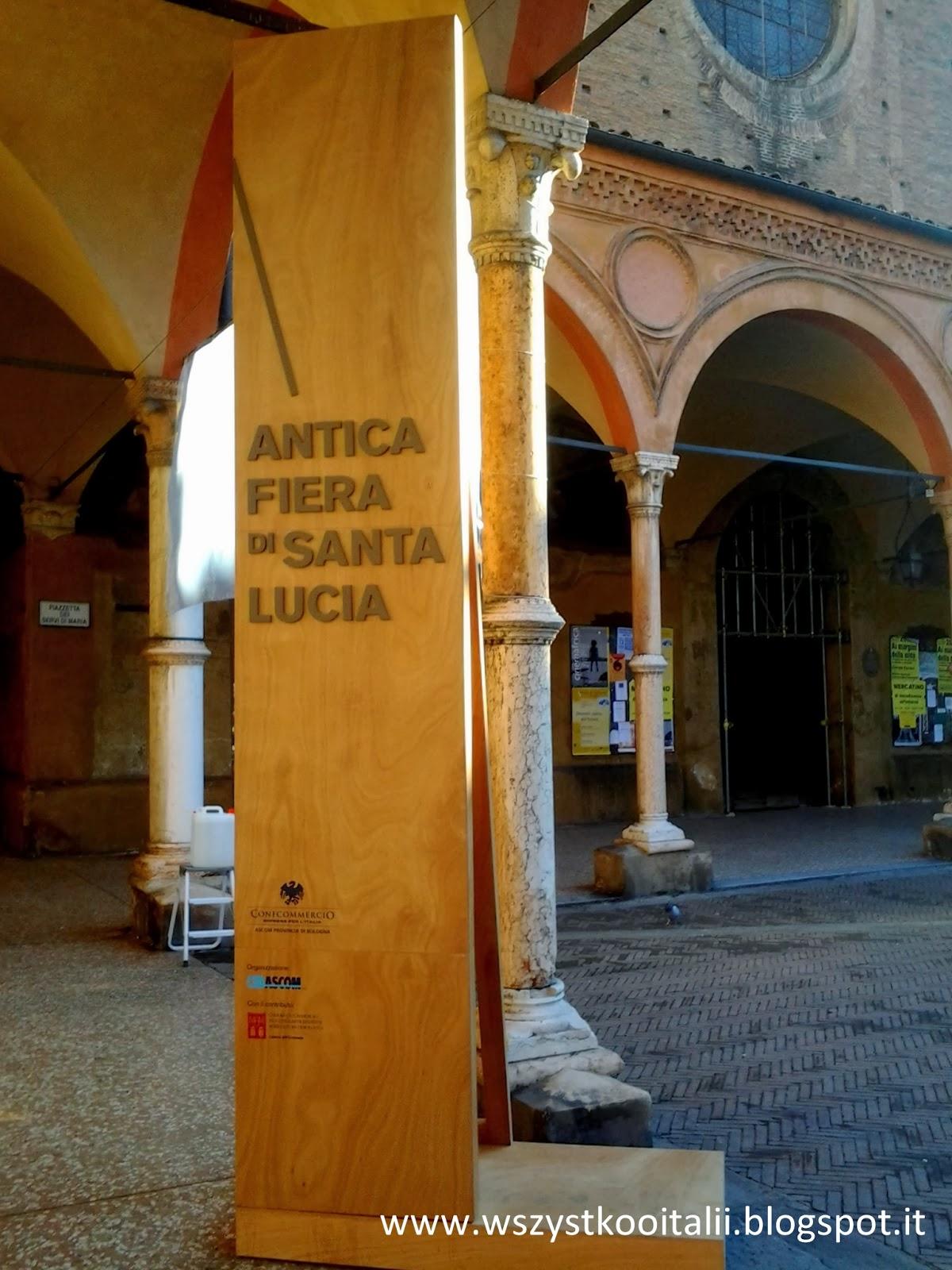 """Fiera Di Roma International Estetica 2013 I Miei Acquisti: Wszystko O Italii: """"Antica Fiera Di Santa Lucia"""""""