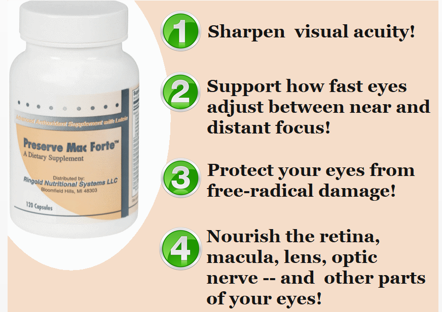 PMF Advanced Proof - Vision Supplement