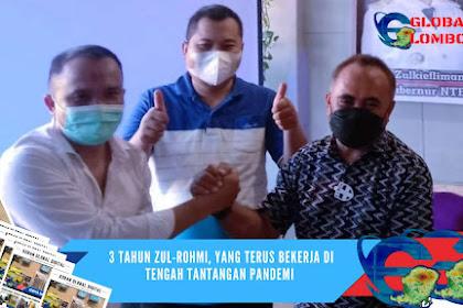 3 Tahun Zul-Rohmi, Yang Terus Bekerja di Tengah Tantangan Pandemi