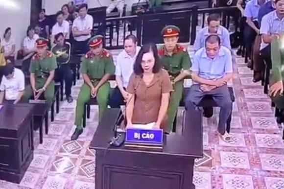 Vụ gian lận điểm thi ở Hà Giang: Em gái ông Triệu Tài Vinh được giảm án