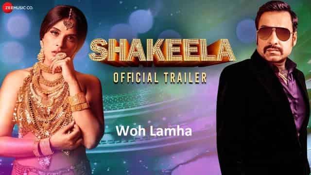 वो लम्हा Woh Lamha Lyrics In Hindi - Shakeela | Vishal