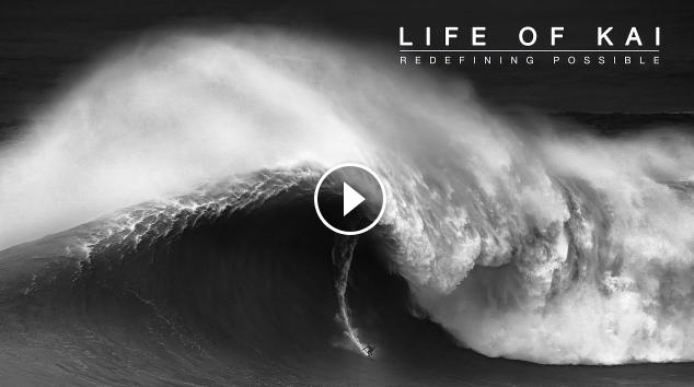 Redemption At Nazaré LIFE OF KAI episode 5 Big Wave Surfing w Kai Lenny