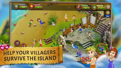 Virtual Villagers Origins 2 مهكرة