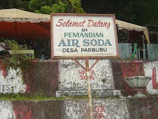 pemandian air soda tarutung