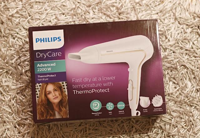 Balenie fénu na vlasy Philips DryCare Advanced