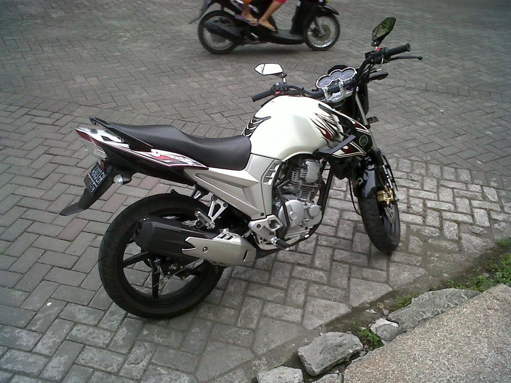 Blog Modifikasi Motor Scorpio Z Idaman Pria Sejati