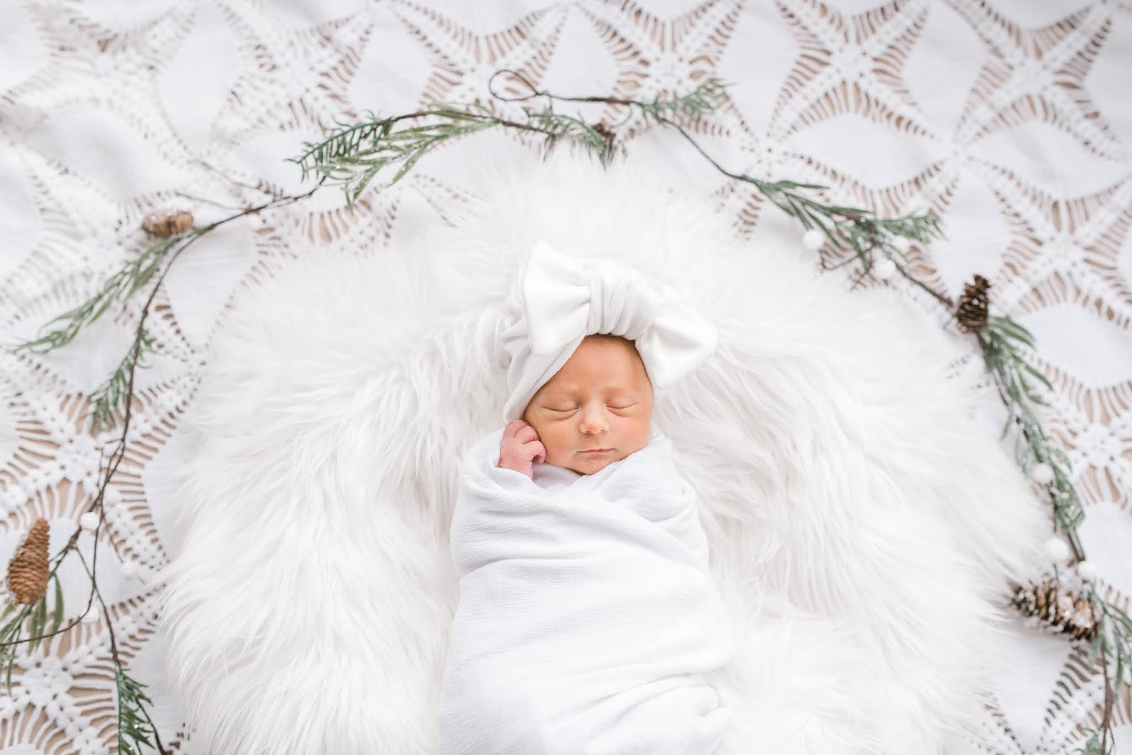 Caledon newborn photography