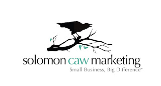 solomon caw marketing logo