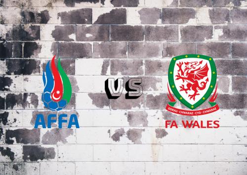 Azerbaiyán vs Gales  Resumen