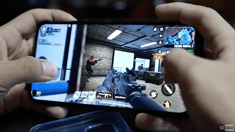 Watch: We tried a few games on the Huawei Nova 7i