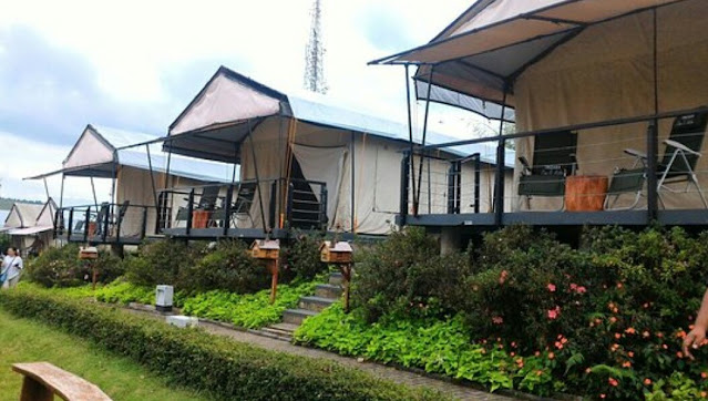 TRIZARA RESORT GLAMPING OUTBOUND EXCLUSIVE 2021