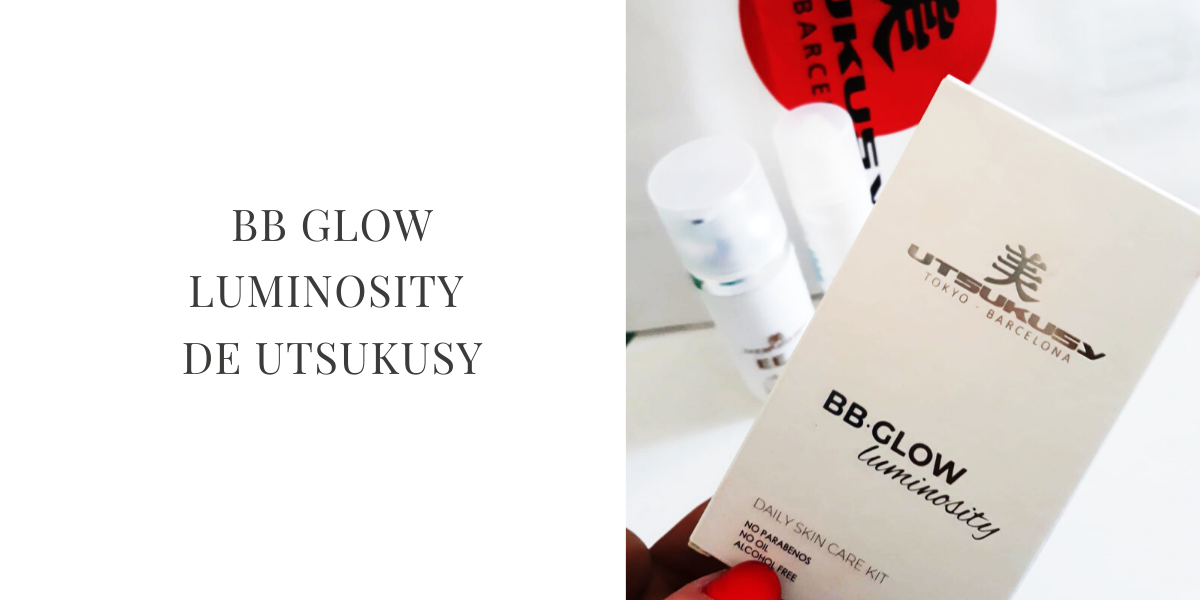 BB GLOW LUMINOSITY DE UTSUKUSY