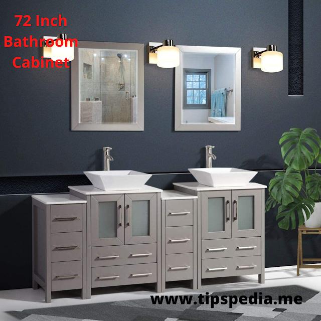 72 Inch Bathroom Cabinet