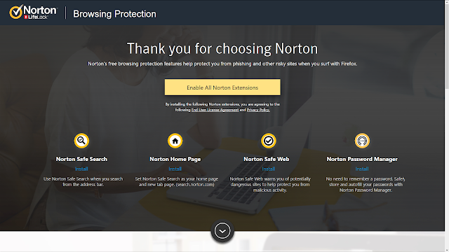 Norton protection free