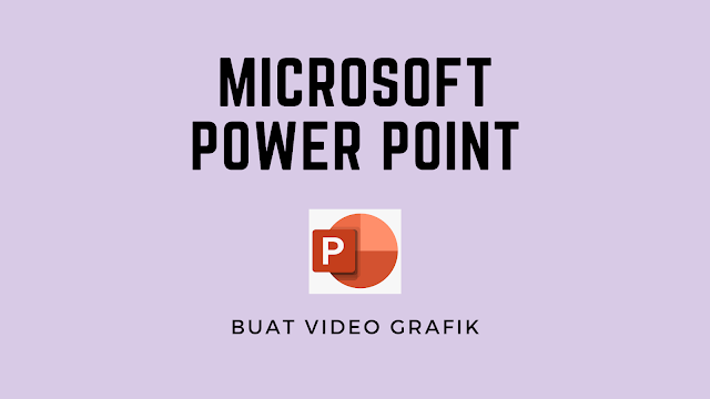 cara buat video dengan power point