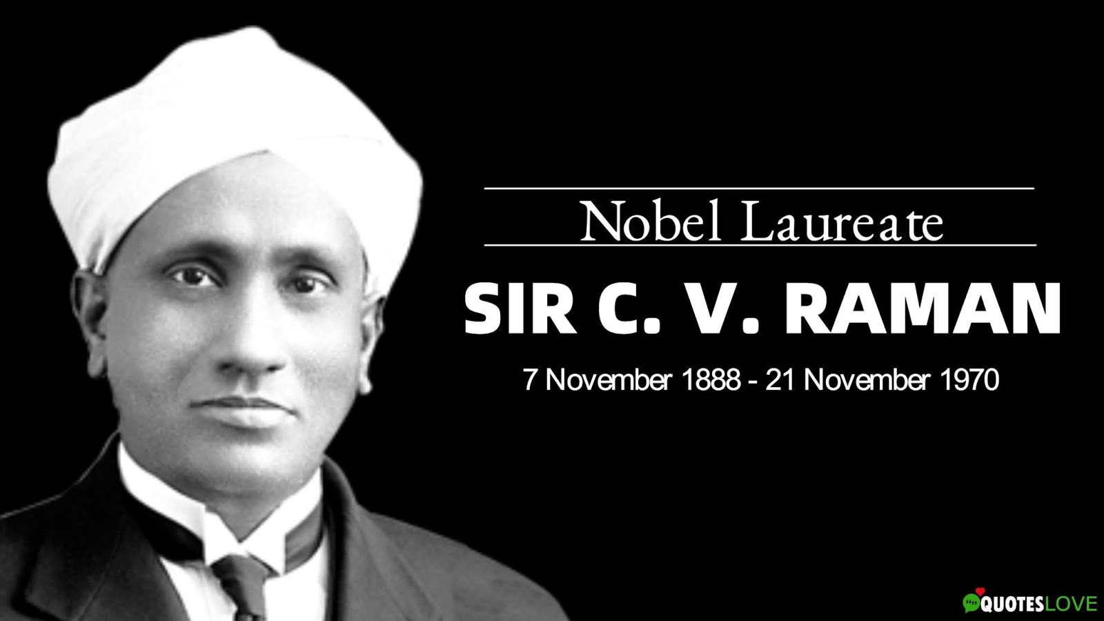 Best 10 C. V. Raman Quotes For National Science Day