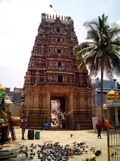 someshwara temple, holasur