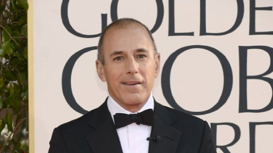 Matt lauer net worth 2020
