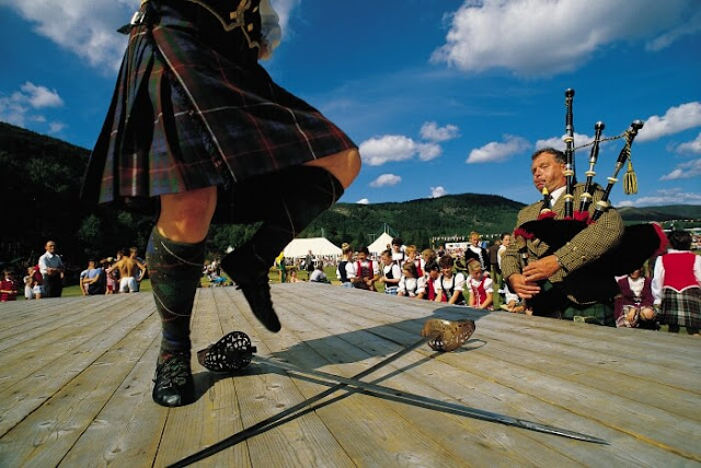 Culture of Scotland traditional dance