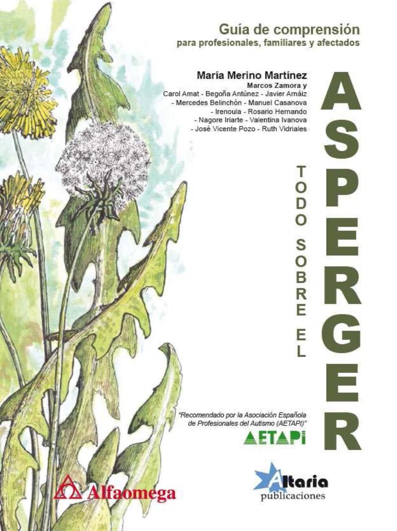 Todo sobre el Asperger – María Merino Martínez