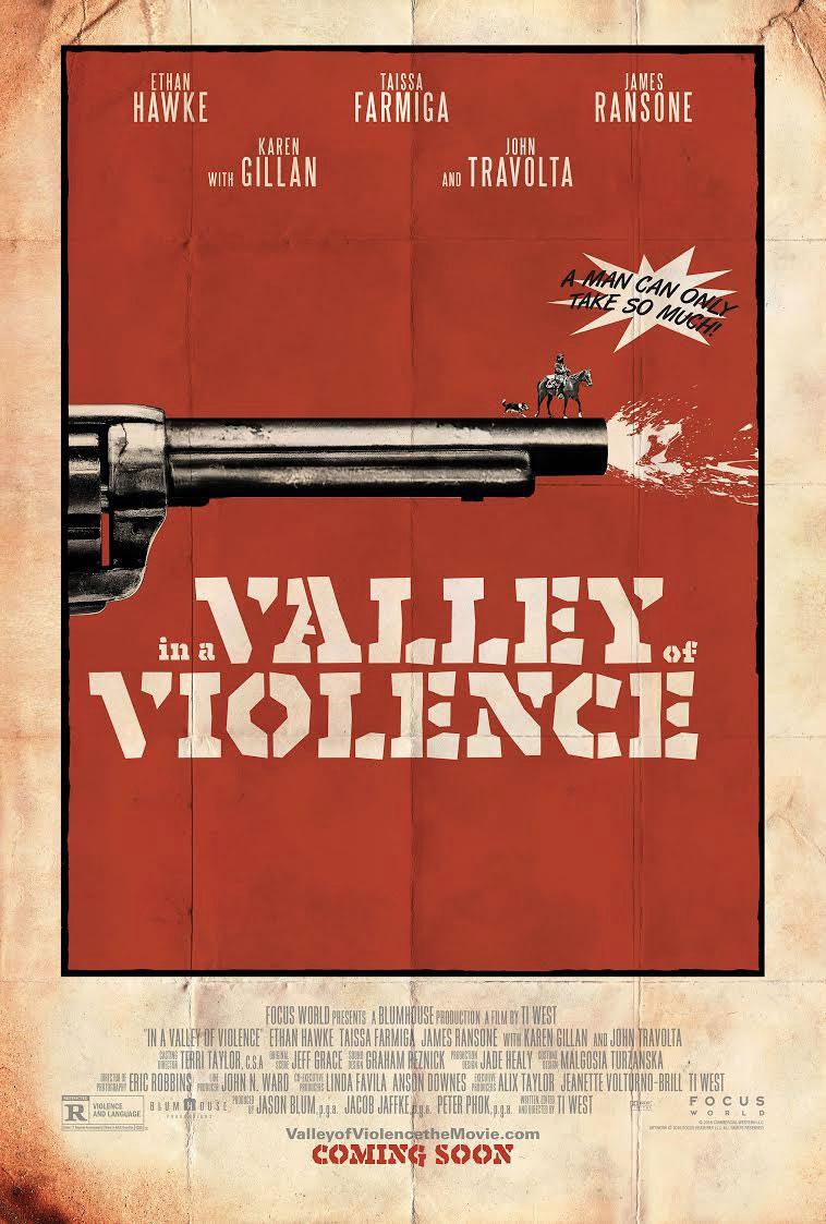 No Vale da Violência Legendado