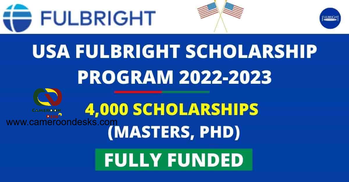Fulbright Scholarship 2022 (Fully Funded)