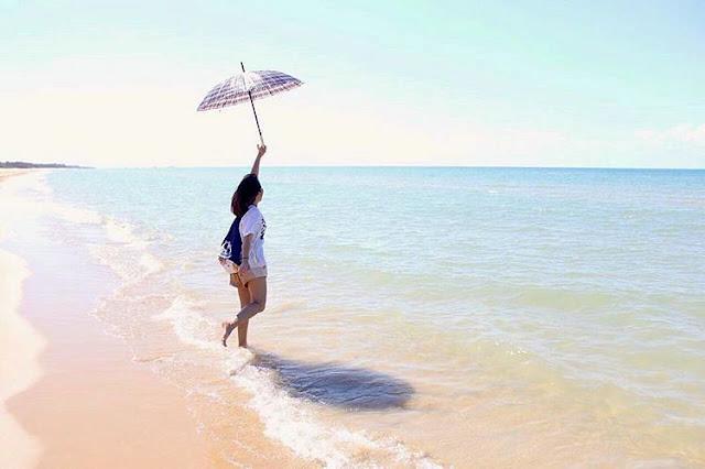 foto pantai lombang madura