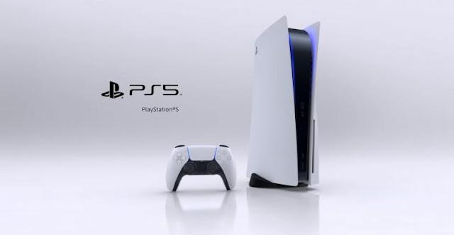 أخيرًا ورسميًّا: سوني تكشف الستار عن شكل جهاز PS5