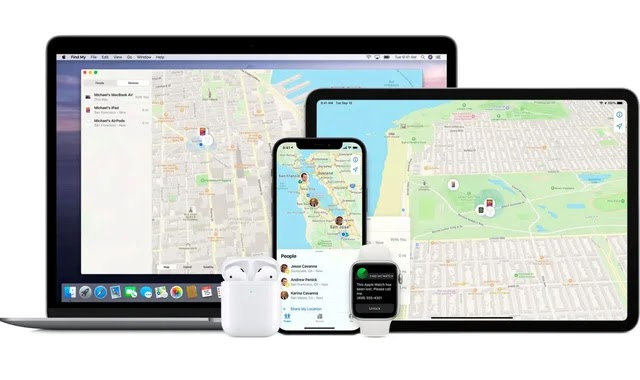 Find My from Apple lets you know if you are being tracked