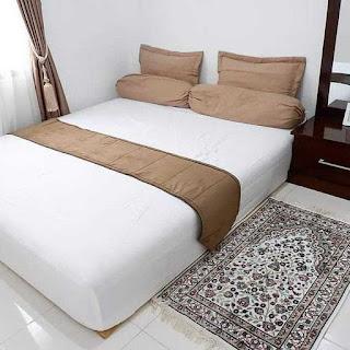 Desain interior rumah type 36 kamar tidur
