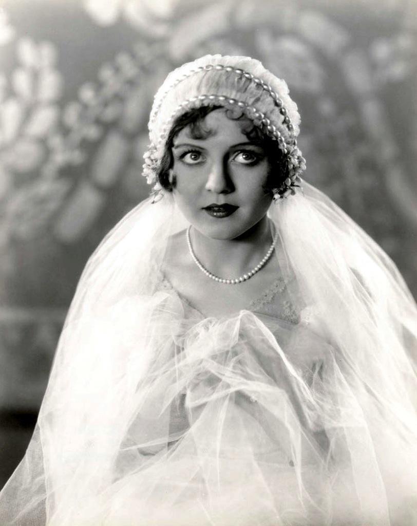 brides bride 1920s 1930s 1920 era bridal nancy carroll juliet 1930 flapper anos vestidos novias para cap fotos gowns bodas