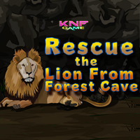 KnfGame - Rescue the Lion From Forest