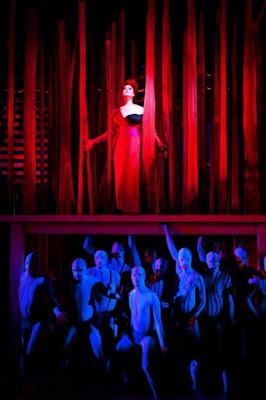 Rossini: Armida - Jessica Pratt Garsington Opera 2010 (Photo Johan Persson)