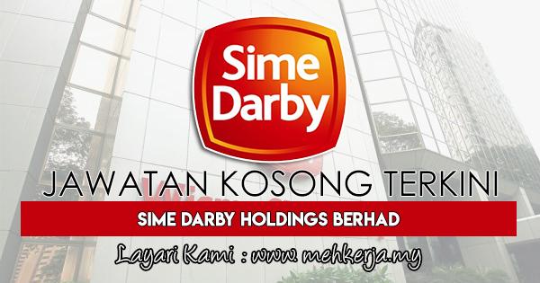 Jawatan Kosong Terkini 2017 di Sime Darby Holdings Berhad
