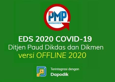 Download Aplikasi PMP EDS 2020 COVID19 Versi Offline