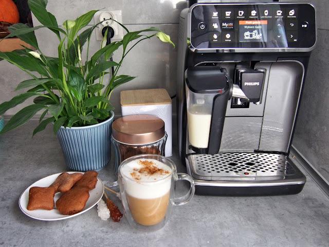 Ekspres Philips lattego - recenzja