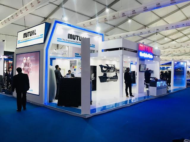 stall designer in auto expo