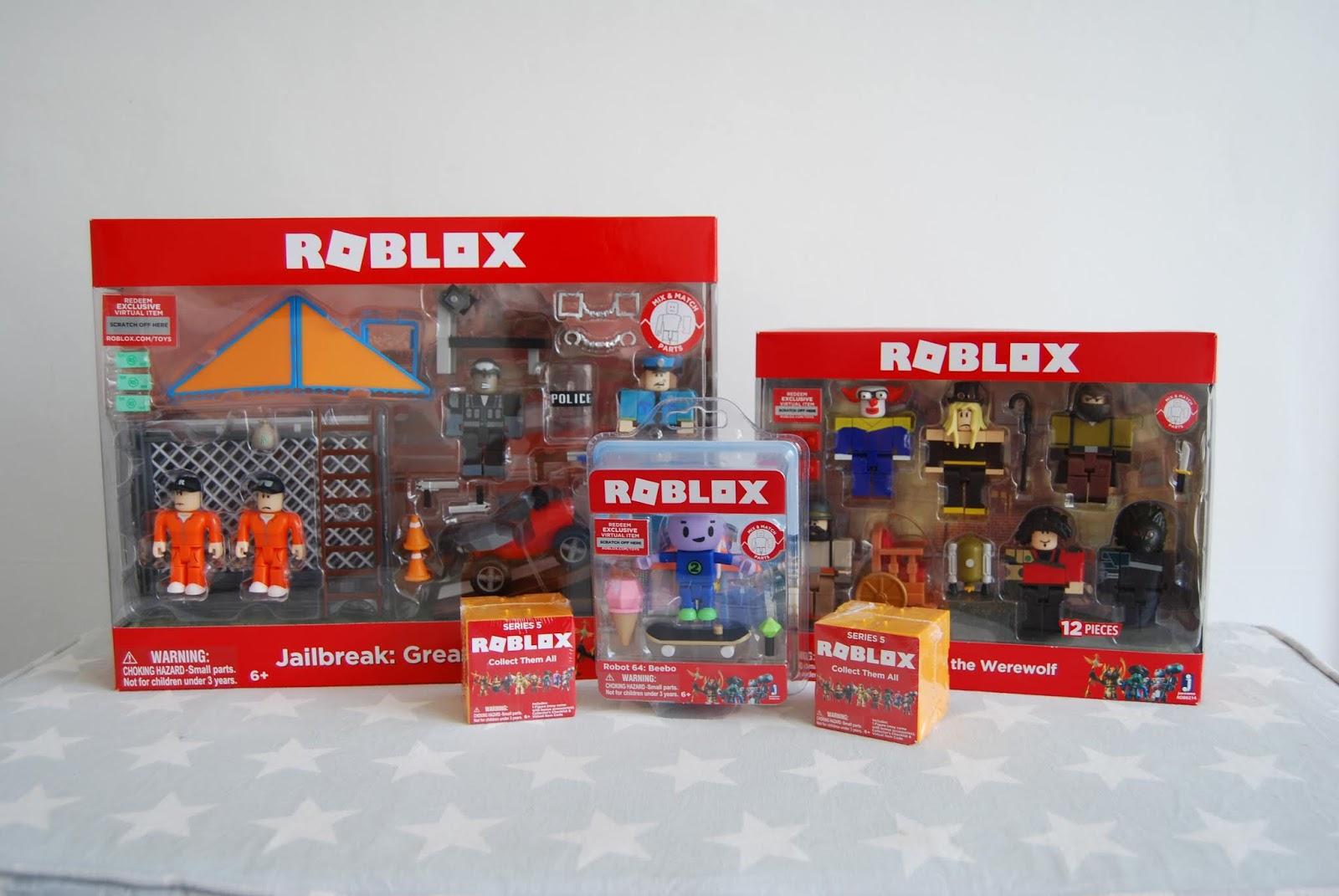 Chic Geek Diary Roblox Series 5 Toys Review Giveaway