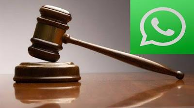 Makin Ketat, Cina Akhirnya Blokir WhatsApp