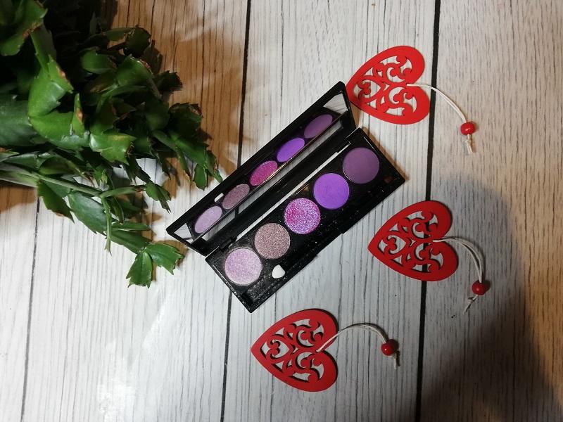 Kobo Professional Purple Sky Eye Shadow Set