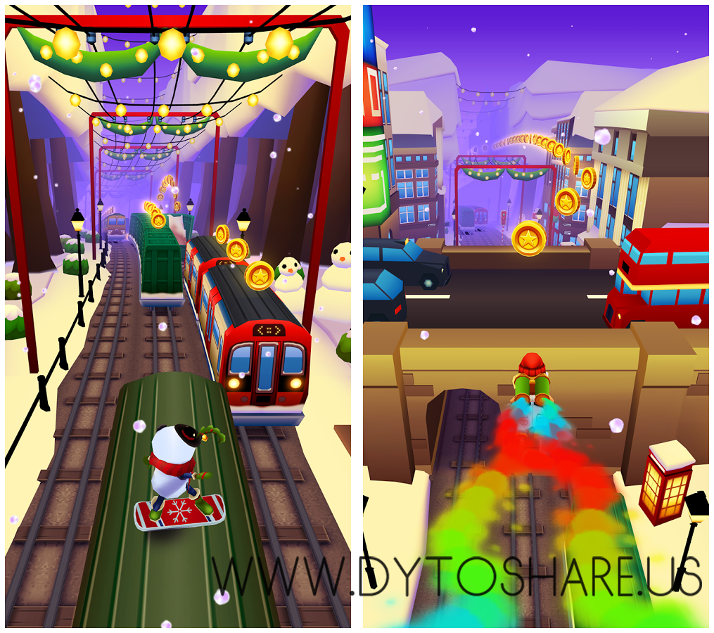 download game subway surfers mod apk versi terbaru