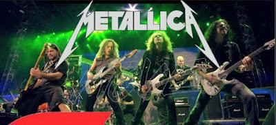 Kumpulan Lagu Band Metallica Mp3