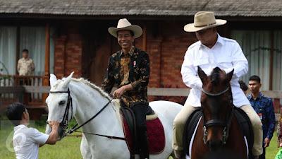 Prabowo Maju Jadi Capres 2019, PDIP Yakin Jokowi Akan Menang - Info Presiden Jokowi Dan Pemerintah